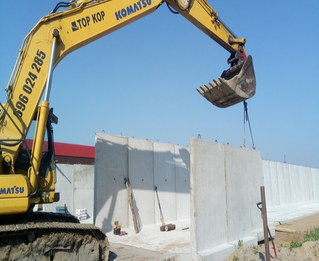 Budowa Silosów do siano-kiszonki