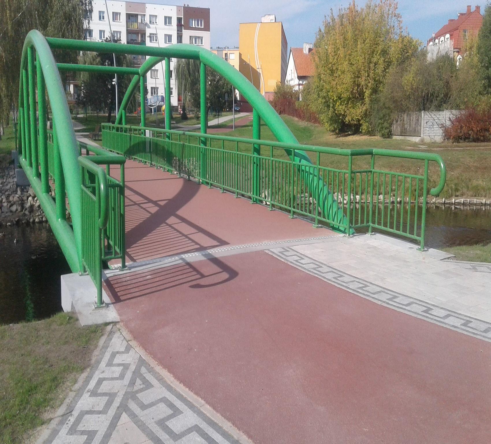 Ukończenie prac w Ełku